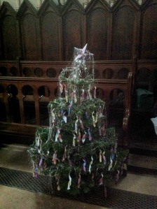 Killerton Christmas Tree